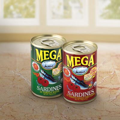 MEGA Sardines Product Shot