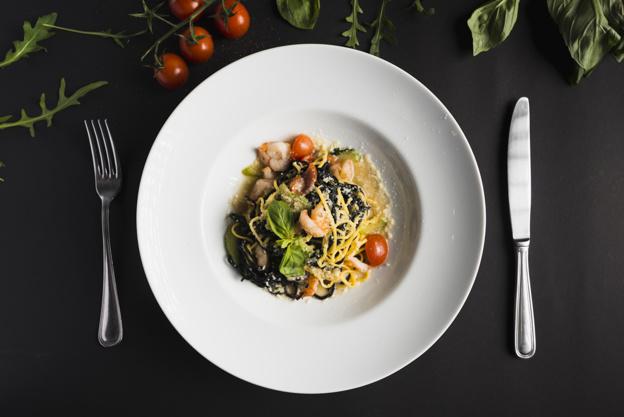 Sardines Spaghetti