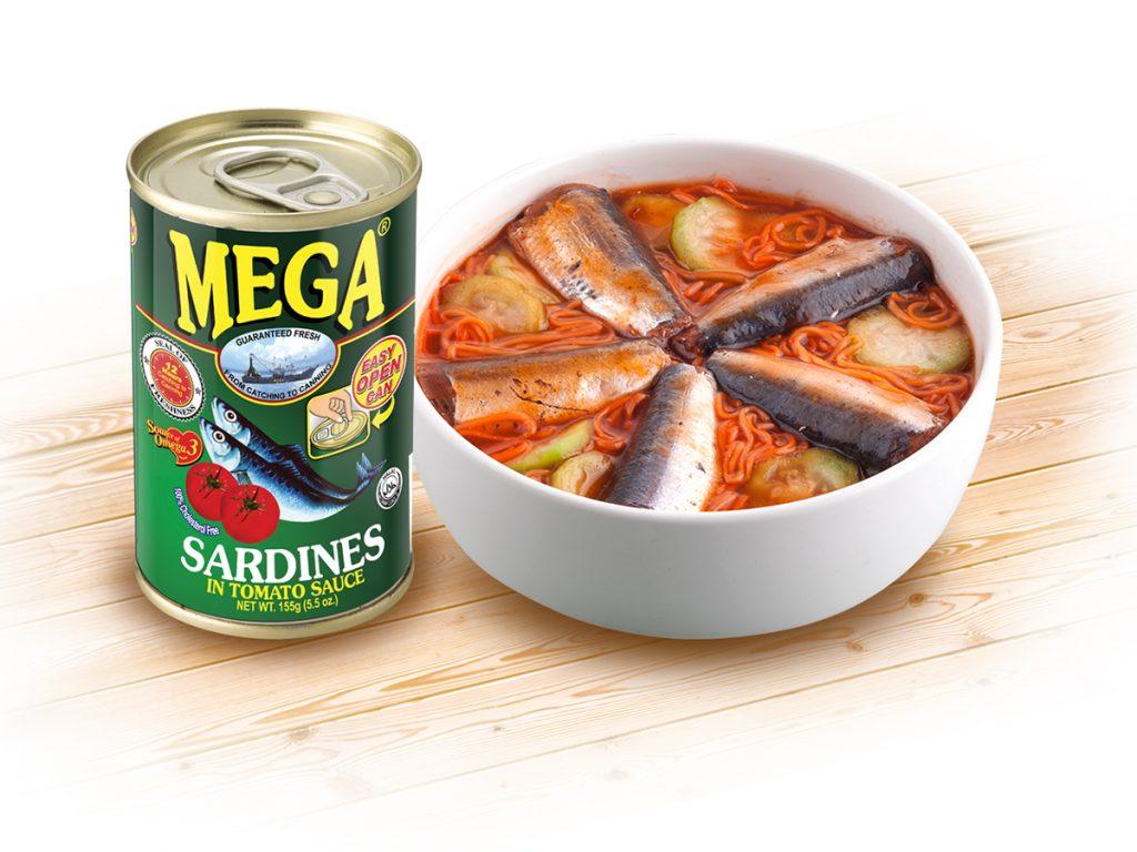 Sardine with Miswa