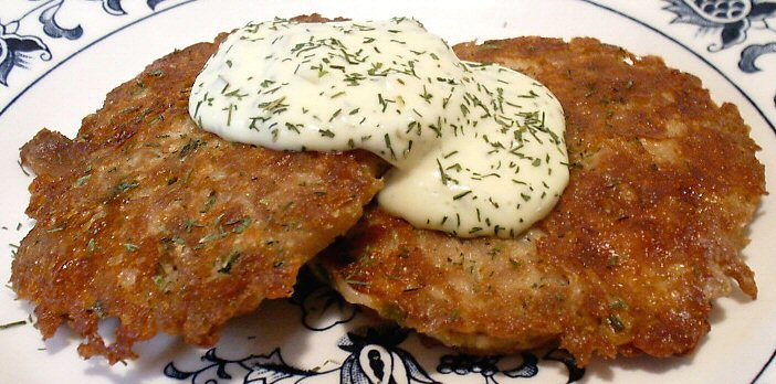 Canned Tuna Fritters