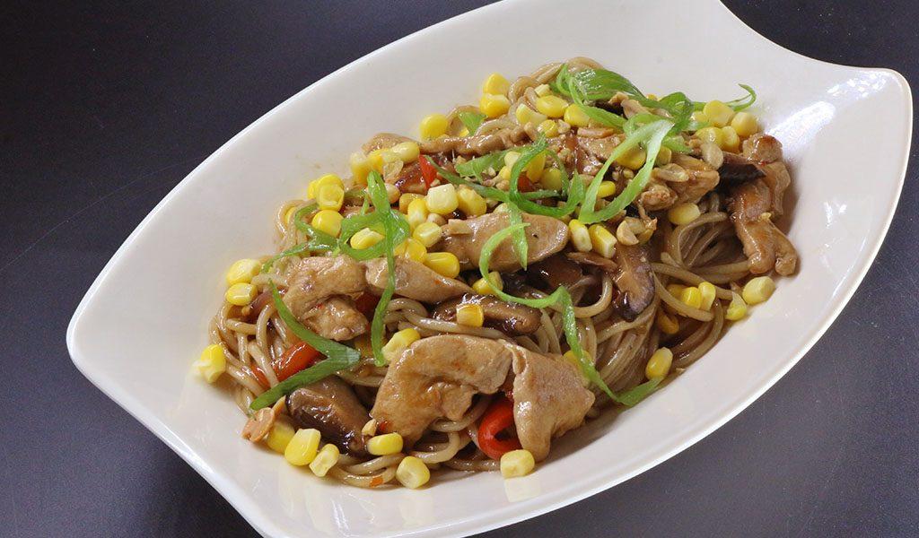 Prime Oriental Chicken Pasta