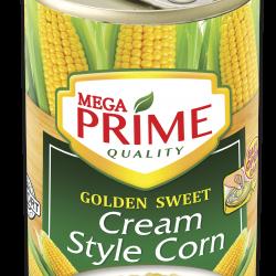 Mega Prime Cream Style Corn 425g