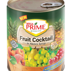 Mega Prime Fruit Cocktail 850g