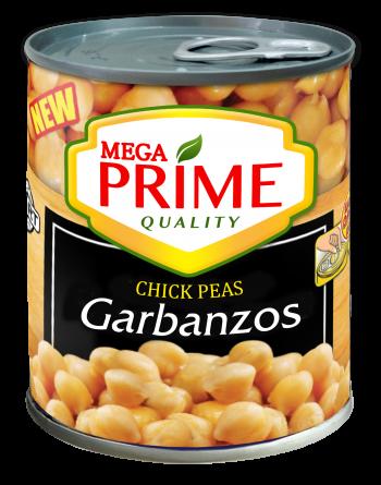 Mega Prime Garbanzos 225g
