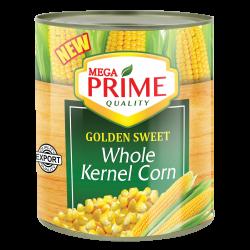 Mega Prime Whole Kernel Corn 2840g
