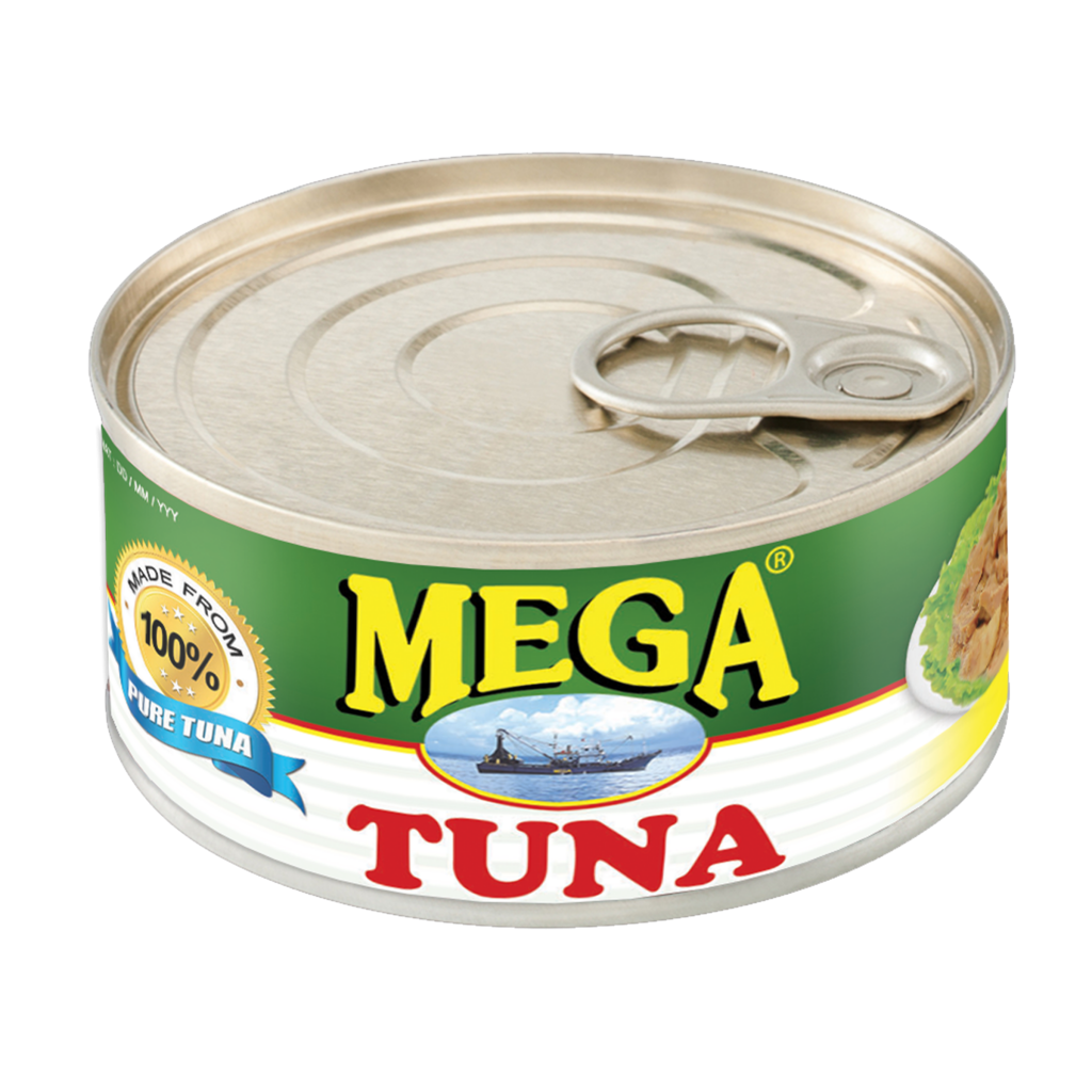 Mega Tuna Flakes in oil 180g
