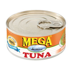 Mega Tuna Sweet and Spicy 180g