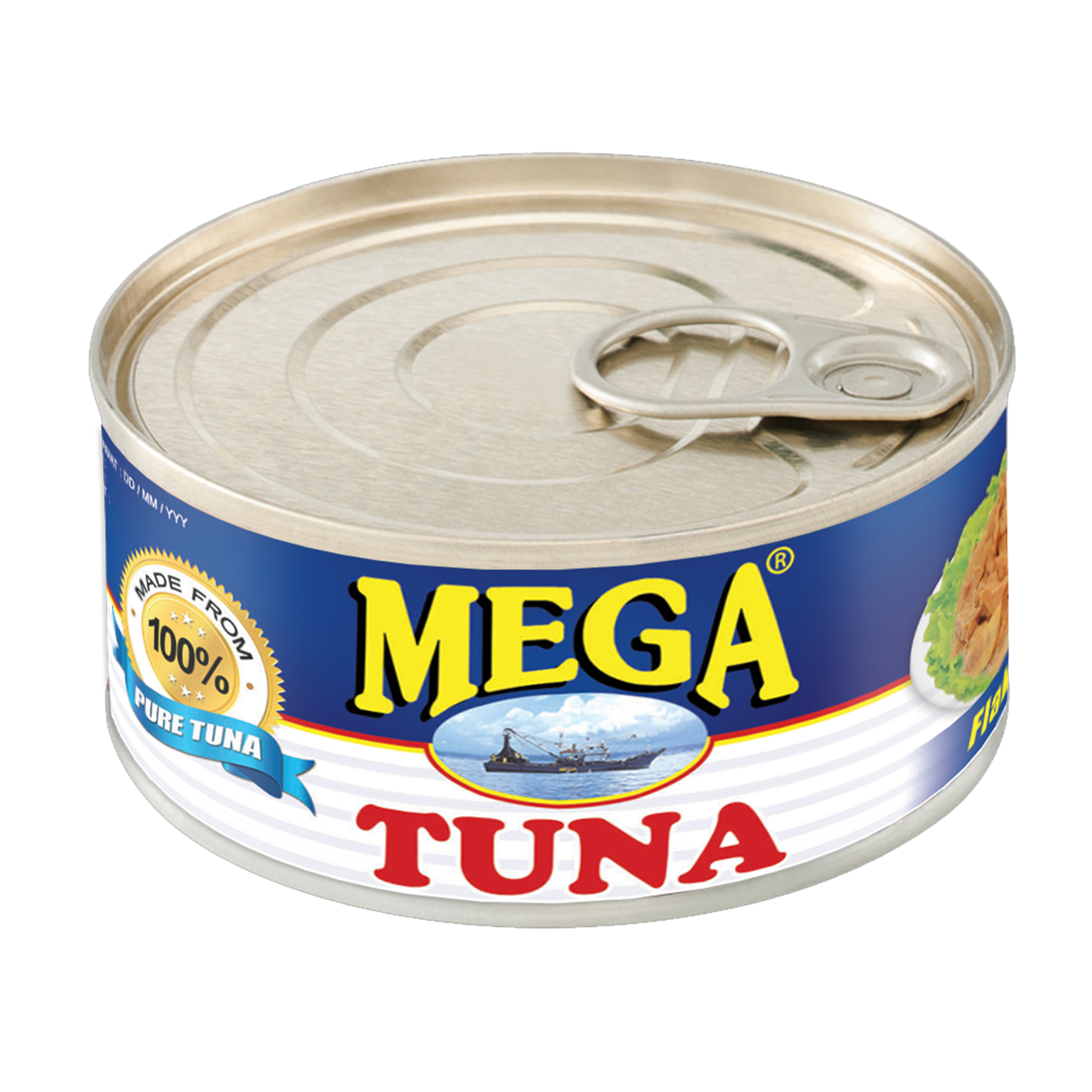 Mega Tuna in Spanish Style 180g