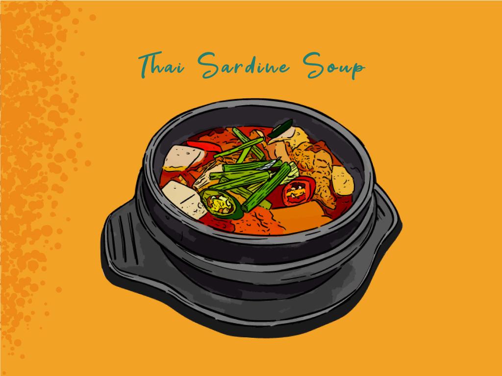 Thai-Sardine-Soup