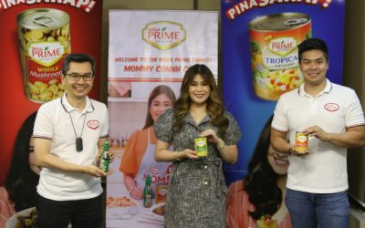 From savvy homemaker to brand ambassador: Mega Prime announces mom and entrepreneur Connh Cruz as the winner of its 2020 Prime Mom Search