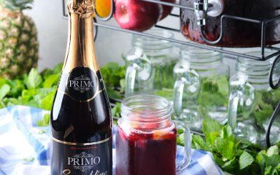 Sparkling Red Grape Primo Sangria