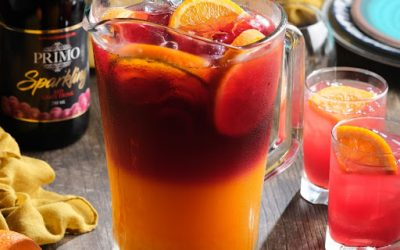 Sparkling Red Grape Orange Passionfruit