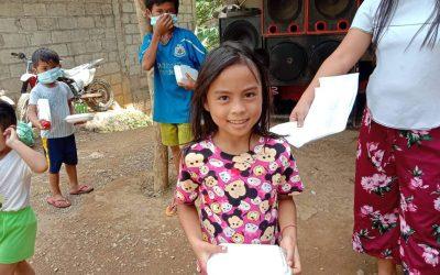 Continuing malasakit and reaching more Filipino families one meal at a time – Mega Global's Mega Bigay Sustansya Program runs for third year